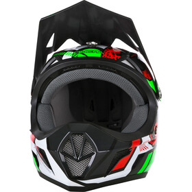 ONeal Sonus Strike Helmet red/green